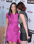 Rumer Willis & Demi Moore  at the L.A. Premiere of The Joneses held at The Arclight Theatre in Hollywood, California on April 08,2010                                                                   Copyright 2010  DVS / RockinExposures