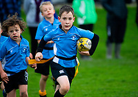 Manawatu junior rippa rugby at Victoria Park in Feilding, New Zealand on Saturday, 17 August 2019. Photo: Dave Lintott / lintottphoto.co.nz