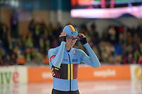 SPEEDSKATING: HEERENVEEN: 10-01-2020, IJsstadion Thialf, European Championship distances, 1500m Men, Bart Swings (BEL), ©foto Martin de Jong