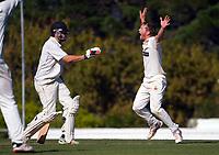 210317 Provincial Cricket - Wellington A v Central Districts A