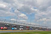 #17: TBA, Rick Ware Racing, Chevrolet Camaro ADVANCED COMMUNICATION GROUP and #19: Brandon Jones, Joe Gibbs Racing, Toyota Supra Juniper