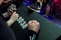 """Die schwedische Melodic Metal-Band """"Dead by April"""" spielte am Dienstag den 5. September 2017 im Berliner Club SO36.<br /> 5.9.2017, Berlin<br /> Copyright: Christian-Ditsch.de<br /> [Inhaltsveraendernde Manipulation des Fotos nur nach ausdruecklicher Genehmigung des Fotografen. Vereinbarungen ueber Abtretung von Persoenlichkeitsrechten/Model Release der abgebildeten Person/Personen liegen nicht vor. NO MODEL RELEASE! Nur fuer Redaktionelle Zwecke. Don't publish without copyright Christian-Ditsch.de, Veroeffentlichung nur mit Fotografennennung, sowie gegen Honorar, MwSt. und Beleg. Konto: I N G - D i B a, IBAN DE58500105175400192269, BIC INGDDEFFXXX, Kontakt: post@christian-ditsch.de<br /> Bei der Bearbeitung der Dateiinformationen darf die Urheberkennzeichnung in den EXIF- und  IPTC-Daten nicht entfernt werden, diese sind in digitalen Medien nach §95c UrhG rechtlich geschuetzt. Der Urhebervermerk wird gemaess §13 UrhG verlangt.]"""