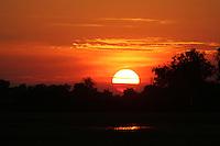 Sunrise at Yellow Waters, Kakadu National Park, Northern Territory