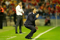 Spain's coach Julen Lopetegui (r) and Albania's coach Christian Panucci during FIFA World Cup 2018 Qualifying Round match. October 6,2017.(ALTERPHOTOS/Acero) /NortePhoto.com /NortePhoto.com