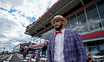 May 14, 2021: Scenes from Black-Eyed Susan Day at Pimlico Race Course in Baltimore, Maryland. Scott Serio/Eclipse Sportswire/CSM