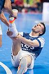 R. Renov. Zaragoza Oscar Villanueva during Futsal Spanish Cup 2018 at Wizink Center in Madrid , Spain. March 16, 2018. (ALTERPHOTOS/Borja B.Hojas)