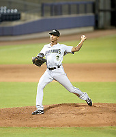 Raymond Kerr - Peoria Javelinas - 2019 Arizona Fall League (Bill Mitchell)