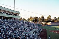 Ballparks: Sacramento Raley Field, looking to left.
