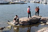 in Töölö Tölö, Helsinki, Finnland
