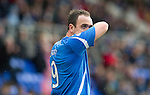St Johnstone v Dunfermline....25.02.12   SPL.Lee Croft.Picture by Graeme Hart..Copyright Perthshire Picture Agency.Tel: 01738 623350  Mobile: 07990 594431