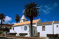Portugal, Porto Santo, Kirche Igreja da Senhora da Piedade  in Vila Baleira