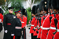 Pictured: H.M. Lord Lieutenant of West Glamorgan<br />