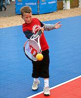 13-06-10, Tennis, Rosmalen, Unicef Open, Kids plaza
