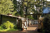 Fort Clatsop National Memorial, Oregon