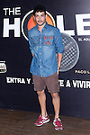 12.09,2012. Celebrities attend the presentation of the new season of  'The Hole' in Theater Caser Calderon of Madrid, with La Terremoto de Alcorcon and Alex O'Dogherty. In the image Jonas Berami (Alterphotos/Marta Gonzalez)