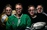 Markham Thunder, Dania Simmonds, Kristen Richards, Liz Knox, Jamie Lee Rattray