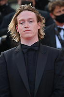 CANNES, FRANCE. July 17, 2021: Caleb Landry Jones at the Closing Gala & Awards Ceremony, and From Africa With Love Premiere at the 74th Festival de Cannes.<br /> Picture: Paul Smith / Featureflash