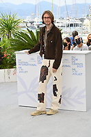 CANNES, FRANCE. July 12, 2021: Hampus Nordenson at the photocall for Bergman Island at the 74th Festival de Cannes.<br /> Picture: Paul Smith / Featureflash