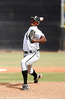 Goldy Simmons - Chicago White Sox 2009 Instructional League .Photo by:  Bill Mitchell/Four Seam Images..