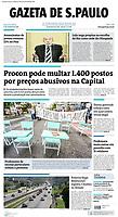 06.06.2018 - Professores da rede particular voltam a protestar. (Foto: Fábio Vieira/FotoRua)