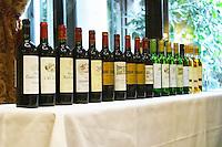 Lurton made wines: Couhins, Cruzeau, Barbe Blanche, Rochemorin, couhins, Brane Cantenac, Dauzac, Bonnet, La Louviere... Bordeaux, France