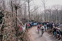 up the Baneberg<br /> <br /> 81st Gent-Wevelgem in Flanders Fields (1.UWT)<br /> Deinze > Wevelgem (251km)