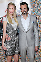 """HOLLYWOOD, LOS ANGELES, CA, USA - MARCH 24: Elspeth Keller, Reid Scott at the Los Angeles Premiere Of HBO's """"Veep"""" 3rd Season held at Paramount Studios on March 24, 2014 in Hollywood, Los Angeles, California, United States. (Photo by Xavier Collin/Celebrity Monitor)"""