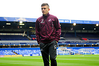 Swansea City's Declan John walks the pitch prior the Sky Bet Championship match between Birmingham City and Swansea City at St Andrew's Trillion Trophy Stadium on August 17, 2018 in Birmingham, England.