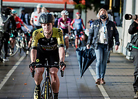 Sarah Roy (AUS/Mitchelton-Scott), post race, <br /> <br /> 9th Gent-Wevelgem in Flanders Fields 2020<br /> Elite Womens Race (1.WWT)<br /> <br /> One Day Race from Ypres (Ieper) to Wevelgem 141km<br /> <br /> ©kramon