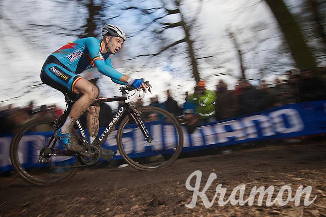 Niels Albert (BEL)<br /> <br /> 2014 UCI cyclo-cross World Championships, Elite Men