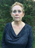 2016 10 20 Janet Bickley, survivor of the Aberfan disaster, Wales, UK