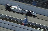 Jacques Villeneuve (#10 BAR