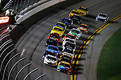2017 Monster Energy NASCAR Cup - Can-Am Duels<br /> Daytona International Speedway, Daytona Beach, FL USA<br /> Thursday 23 February 2017<br /> Kyle Busch, M&M's Toyota Camry leads the restart<br /> World Copyright: Michael L. Levitt/LAT Images<br /> ref: Digital Image levitt-0217-D500_18940