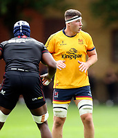 Thursday 9th September 20218 <br /> <br /> David McCann during the pre-season friendly between Saracens and Ulster Rugby at the Honourable Artillery Company Grounds, Armoury House, London, England. Photo by John Dickson/Dicksondigital
