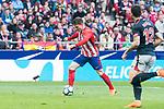 Atletico de Madrid Kevin Gameiro during La Liga match between Atletico de Madrid and Athletic Club and Wanda Metropolitano in Madrid , Spain. February 18, 2018. (ALTERPHOTOS/Borja B.Hojas)