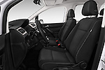 Front seat view of 2015 Volkswagen Caddy Maxi Dark & Cool 5 Door Mini Mpv Front Seat car photos
