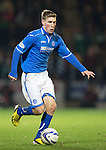St Johnstone v Celtic.....26.12.13   SPFL<br /> David Wotherspoon<br /> Picture by Graeme Hart.<br /> Copyright Perthshire Picture Agency<br /> Tel: 01738 623350  Mobile: 07990 594431
