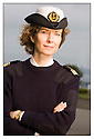 Valérie Fourrier.<br /> Capitaine de Corvette.