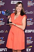 Jessica Ennis-Hill<br /> at the BT Sport Industry Awards 2017 at Battersea Evolution, London. <br /> <br /> <br /> ©Ash Knotek  D3259  27/04/2017
