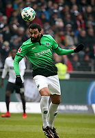 03.03.2018, Commerzbank - Arena, Frankfurt, GER, 1.FBL, Eintracht Frankfurt vs Hannover 96 , <br />Felipe (Hannover) *** Local Caption *** © pixathlon<br /> Contact: +49-40-22 63 02 60 , info@pixathlon.de