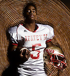 Lafayette High running back DeMarkus Dennis in Oxford, Miss. on Wednesday, December 15, 2010. Dennis rushed for 2,264 yards and scored 26 touchdowns to help lead the 16-0 Commodores to their first ever state title in Class 4A.