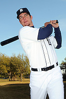 Feb 21, 2009; Lakeland, FL, USA; The Detroit Tigers outfielder Brent Clevlen (27) during photoday at Tigertown. Mandatory Credit: Tomasso De Rosa/ Four Seam Images
