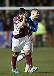 Sean Higgins and Ian Black