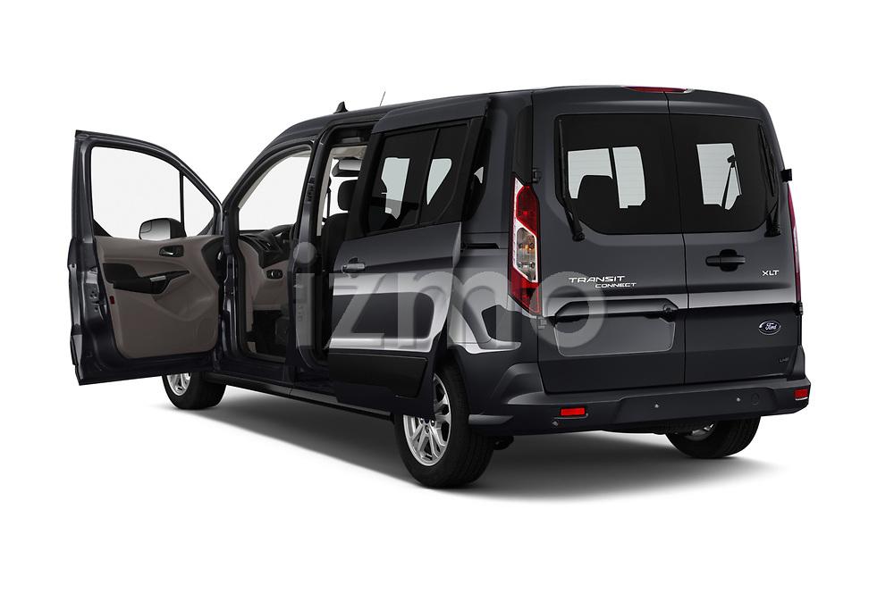 Car images of 2019 Ford Transit-Connect XLT 5 Door Combi Doors