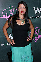 HOLLYWOOD, LOS ANGELES, CA, USA - AUGUST 28: Angel Boris arrives at the Benchwarmer Back To School Celebration to Benefit Children of the Night held at Station Hollywood at the W Hotel Hollywood on August 28, 2014 in Hollywood, Los Angeles, California, United States. (Photo by Xavier Collin/Celebrity Monitor)