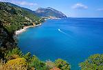 Italy, Sardinia, coast near Cala Gonone at Golfo di Orosei