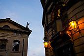 Oxford University<br /> Oxford, United Kingdom<br /> November 28, 2018<br /> <br /> The Sheldonian Theater.