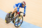 Deborah Deborah of the India team competes in the Women's Sprint - Qualifying as part of the 2017 UCI Track Cycling World Championships on 13 April 2017, in Hong Kong Velodrome, Hong Kong, China. Photo by Chris Wong / Power Sport Images