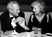 Paul Newman, wife Joanne Woodward Undated Photo by Adam Scull-PHOTOlink