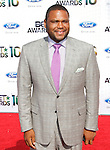 Anthony Anderson arrives at the 2010 BET Awards at the Shrine Auditorium in Los Angeles, California on June 27,2010                                                                               © 2010 Hollywood Press Agency